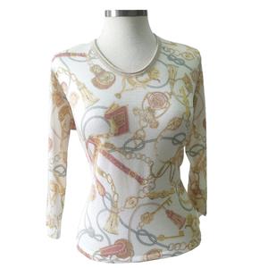 Suéter primavera