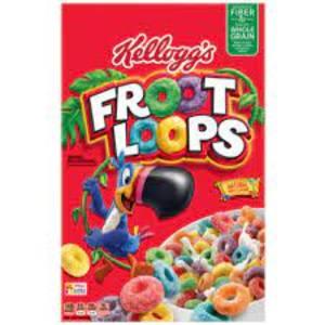 Cereales Kellog's Froot Loops 286g