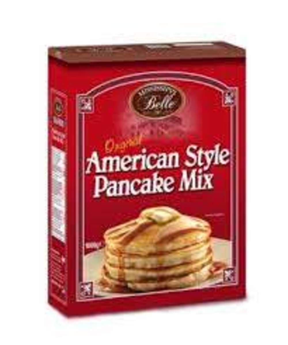 Mississippi Belle pancake mix 454g
