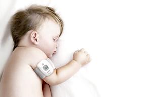 Termómetro pulsera inteligente para bebé BABY FEVER