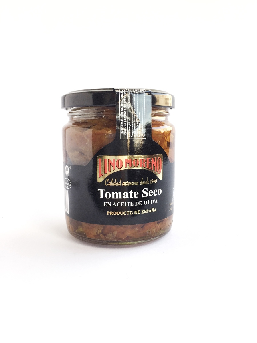 Tomate Seco en aceite de oliva Lino Moreno