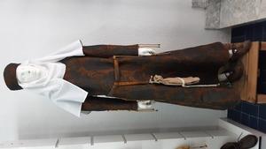 Traje Medieval Mujer Trobairitz