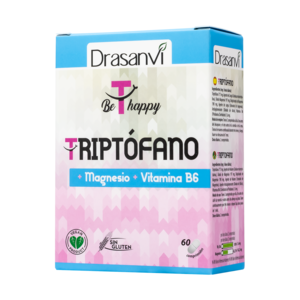 Triptofano magnesio vitamina B6