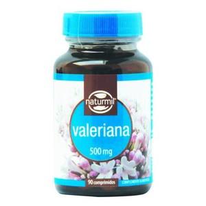 Valeriana 500 Mg 90 comprimidos. Naturmil