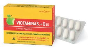 VITAMINAS VIOTAMINAS + Q10 30 cápsulas. Marsam