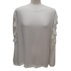 Camisa Blanca Encaje