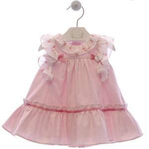 """Vestido bebé """"Familia Murillo""""-MARTA Y PAULA."""
