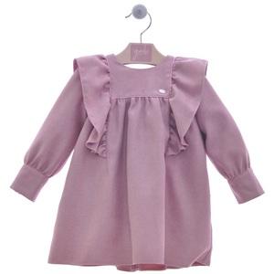 "Vestido infantil ""Familia Lana""-YOEDU"