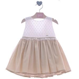 "Vestido infantil ""Familia Nogal""-YOEDU"