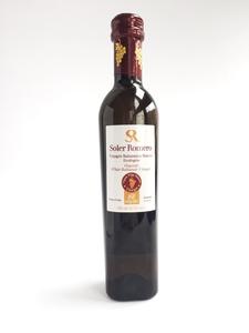 Vinagre Balsámico Blanco Ecológico Soler Romero