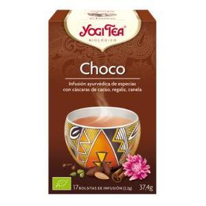 Yogi chocolate