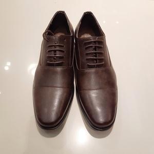Zapato de vestir liso