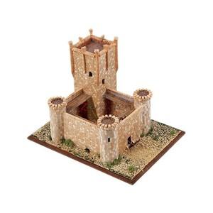 Castillo de Torrelobatón ( Valladoliz ) , Escala 1:125. Marca Cuit, Ref: 453641.