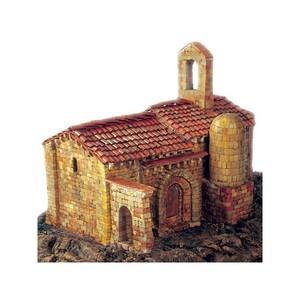 Ermita de Santa Cecilia ( Burgos ), Siglo X, Escala 1:80. Marca Cuit, Ref: 453623.