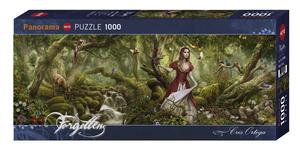 Forest Song, 1000 piezas. Marca Heye. Ref: 29869.