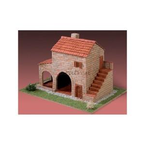 Casa Florencia, Construcción en ladrillo. Marca Keranova, Ref: 30210.