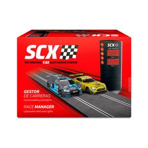 Gestor de carreras, Escala 1/32. Marca Scalextric, Ref: A10282X100.