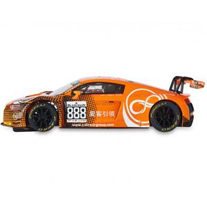 "Audi R8 LMS GT3 "" MotorSport "", Escala 1/32. Marca Scalextric, Ref: U10279S300."