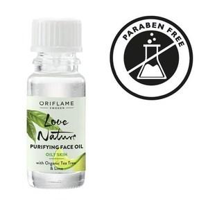 Aceite purificante con árbol de té y lima Love Nature_ORIFLAME