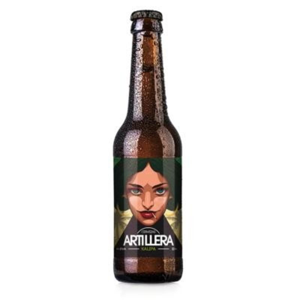 Cerveza Artesana Artillera Kalipa