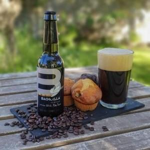 Cerveza Artesana Bachiella Stout
