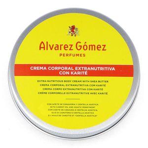ALVAREZ GÓMEZ CREMA CORPORAL EXTRA NUTRITIVA 100ML