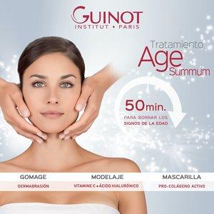 Tratamiento Antiedad Longevidad AGE SUMMUM Guinot - 1 Sesión