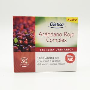 Arándano rojo complex-Dietisa