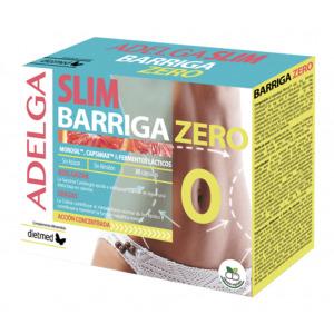Adelga Slim Barriga Zero 30 cápsulas. Dietmed