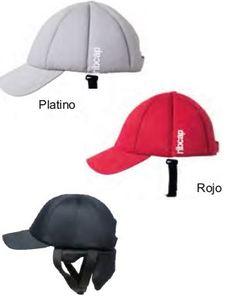 GORRA BASEBALL CAP ABSORCIÓN DE IMPACTOS