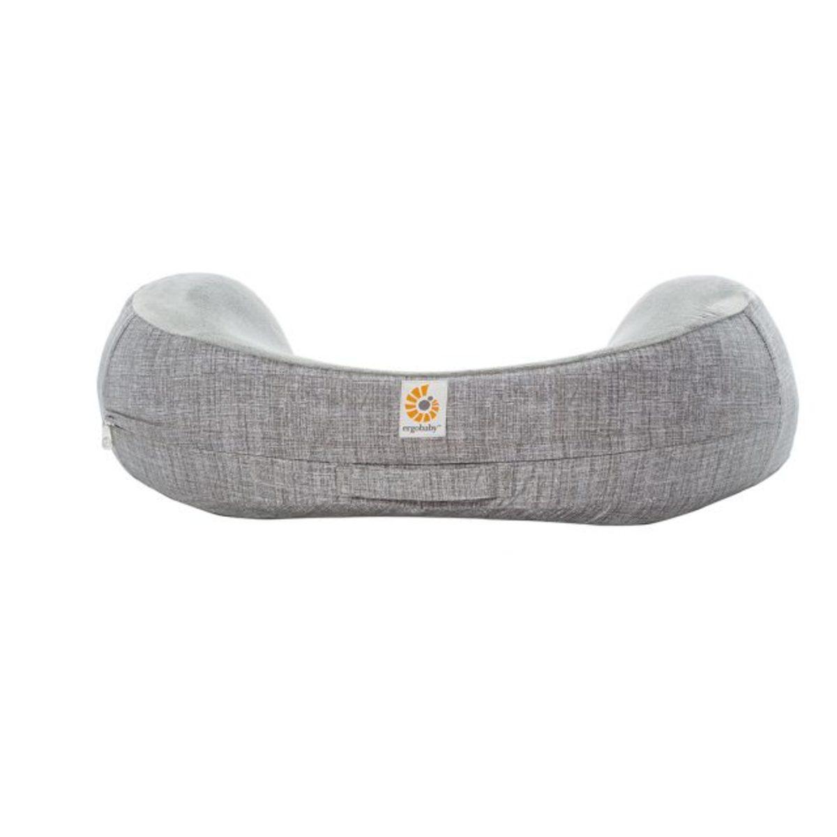 Cojin de Lactancia Natural Curve Ergobaby gris