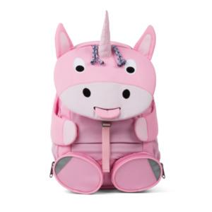 Mochila infantil Affenzahn Unicornio 3-6 años rosa