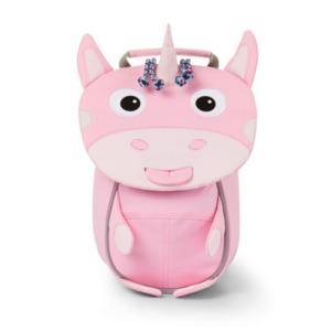 Mochila infantil Affenzahn Unicornio pequeña rosa
