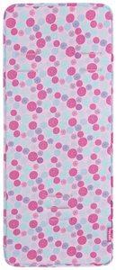 Colchoneta ventilada recta universal para carrito Little mermaids rosa Tuc Tuc