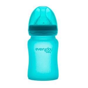 Biberón de cristal Termosensible 150 ml. de Everyday