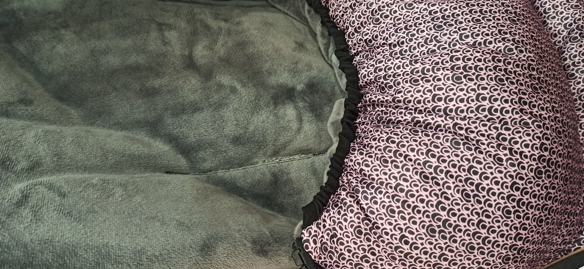Saco de Silla Universal Fuli Tanzania Rosa incluye bolso