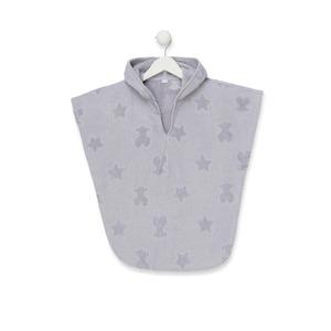 Poncho toalla infantil 18 a 36 meses Baby Tous