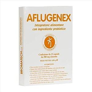 Aflugenex 12 cáps - Bromatech