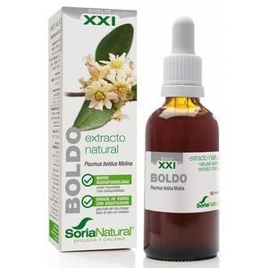 Boldo extracto natural 50ml Soria Natural