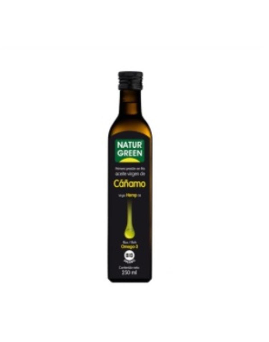 Aceite de Cáñamo NaturGreen
