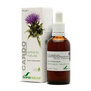 Extracto de Cardo Mariano 50 ml - Soria Natural