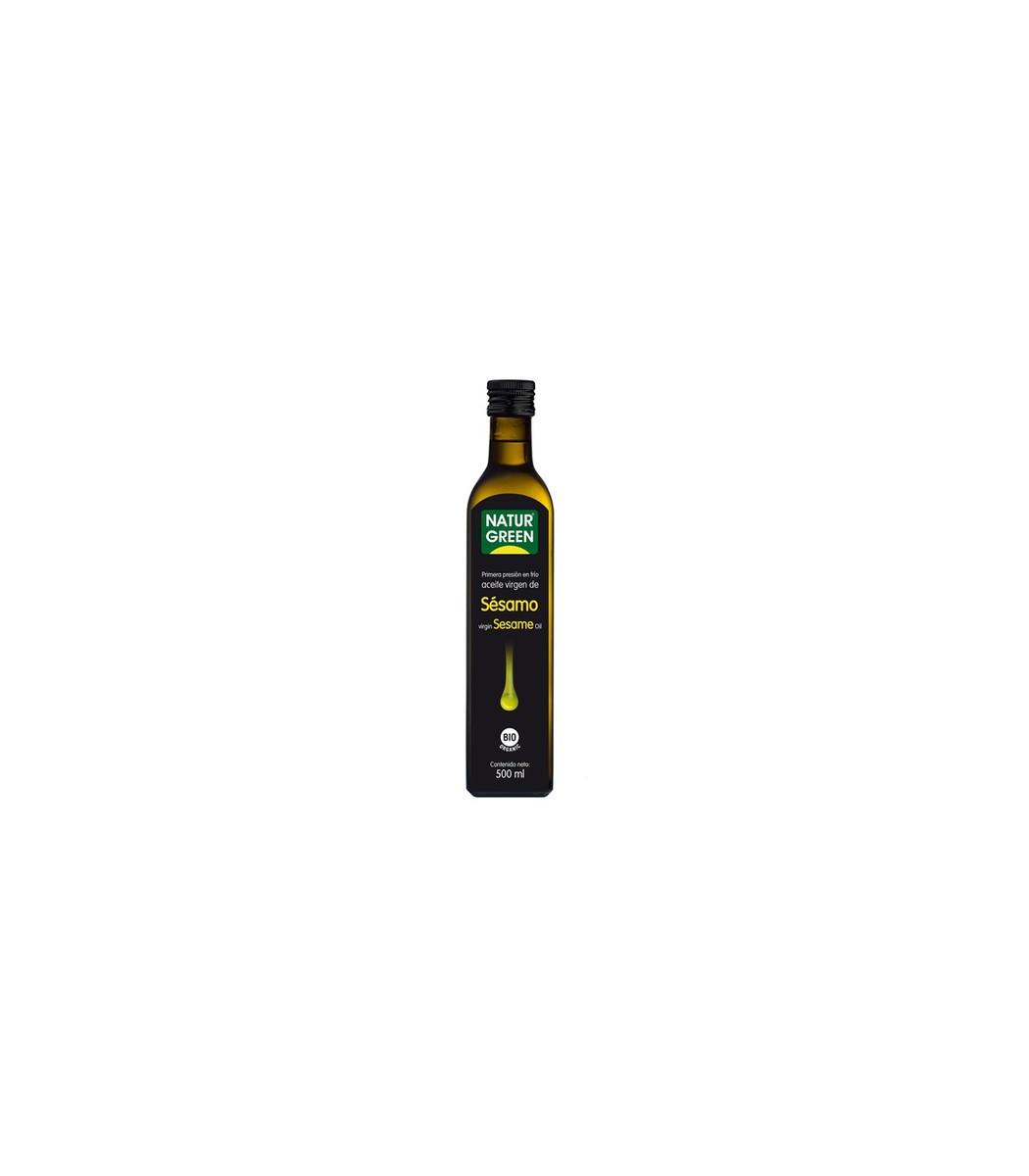 Aceite de sésamo Naturgreen