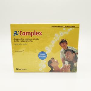 BICOMPLEX 20 VIALES. Herbora