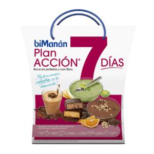 Bimanán Plan Acción 7 Días