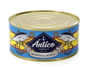 Bonito en Aceite Ántico - Lata 1kg