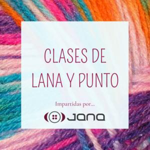 Bono Clases de LANA y PUNTO