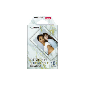 Carga Fujifilm Instax Mini Film Blue Marble