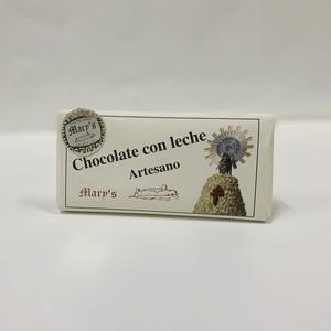 Tableta de chocolate con leche 150gr
