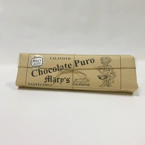 Tableta de chocolate puro 800gr