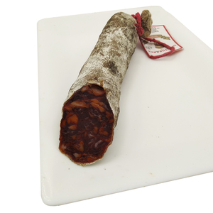 Chorizo ibérico de bellota (fileteado)